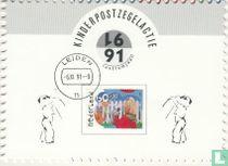 Kinderzegels (C-kaart)