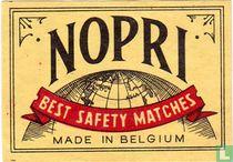 Nopri best safety matches