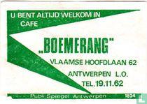 Cafe Boemerang