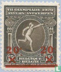 Jeux Olympiques, avec surcharge