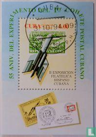 Stamp Exhibition Havana