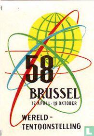 Wereldtentoonstelling 1958 + datum