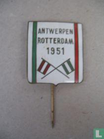 Antwerpen Rotterdam 1951