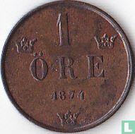 Zweden 1 öre 1874