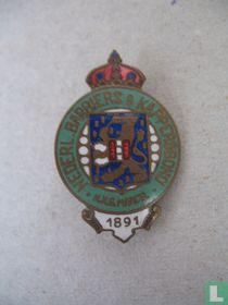 Nederl. Barbiers & Kappersbond 1891 N.K.G Marcel