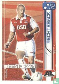 Grétar Steinsson