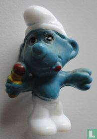 Gourmand Smurf (dark color)