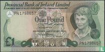 Noord-Ierland 1 Pound 1979
