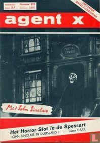Agent X 833