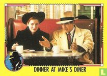 Dinner at Mike's Diner