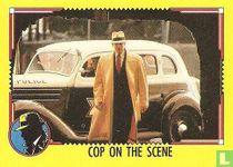 Cop on the Scene