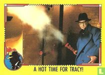 A Hot Time for Tracy!