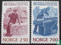 100 jaar Noorweegse Handwerkbond