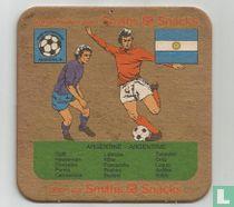 WK voetbal Argentinie 1978 - Argentinië