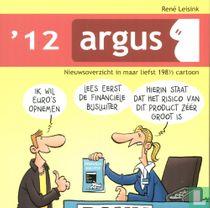 Argus '12 - Nieuwsoverzicht in maar liefst 198 1/2 cartoon