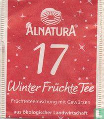 17 Winter Früchte Tee Früchteteemischung mit Gewürzen