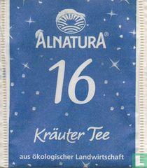 16 Kräuter Tee