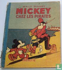 Mickey chez les pirates