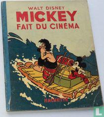 Mickey fait du cinéma