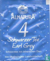 4 Schwarzer Tee Earl Grey