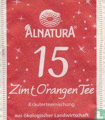 15 Zimt Orange Tee Kräutermischung