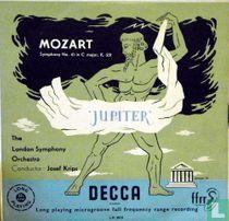 """Symphony no. 41 in C major K. 551 """"Jupiter"""""""