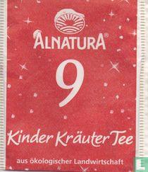 9 Kinder Kräuter Tee