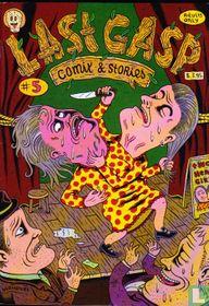 Last Gasp Comix & Stories 5