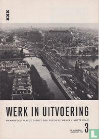 Werk in uitvoering [Amsterdam] 3
