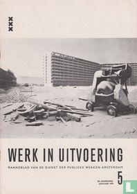 Werk in uitvoering [Amsterdam] 5