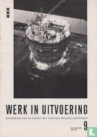 Werk in uitvoering [Amsterdam] 9