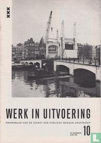 Werk in uitvoering [Amsterdam] 10