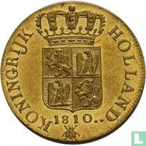Netherlands ducat 1810