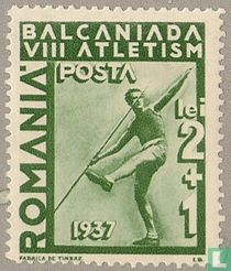 Balkan Games - Javelin Throw