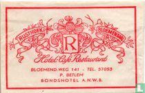 Rusthoek Bloemendaal Hotel Café Restaurant