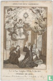 Adoration du St. Sacrement