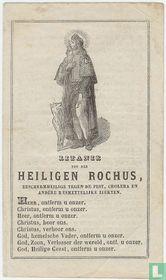 Litanie tot den heiligen Rochus