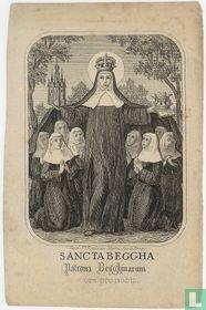 Sancta Begga - Patrona Begghinarum