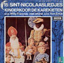 15 Sint-Nicolaasliedjes