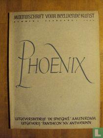 Phoenix, Maandblad voor Beeldende kunsten 6