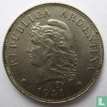 Argentinië 50 centavos 1941
