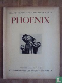 Phoenix, Maandblad voor Beeldende kunsten 3