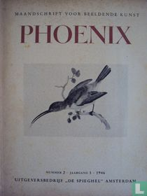 Phoenix, Maandblad voor Beeldende kunsten 2