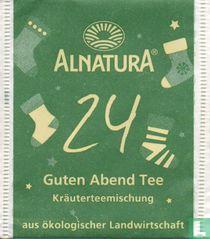 24 Guten Abend Tee