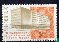 Opening Staatsmunt gebouw