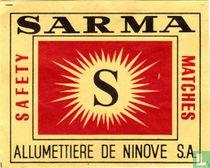 Sarma Safety Matches