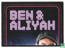 Ben en Aliyah (boven)