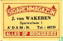 Sigarenmagazijn J. van Wakeren