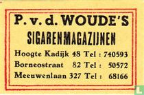 P. van de Woude's sigarenmagzijn