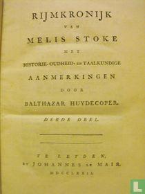 Rijmkronijk van Melis Stoke - Derde deel